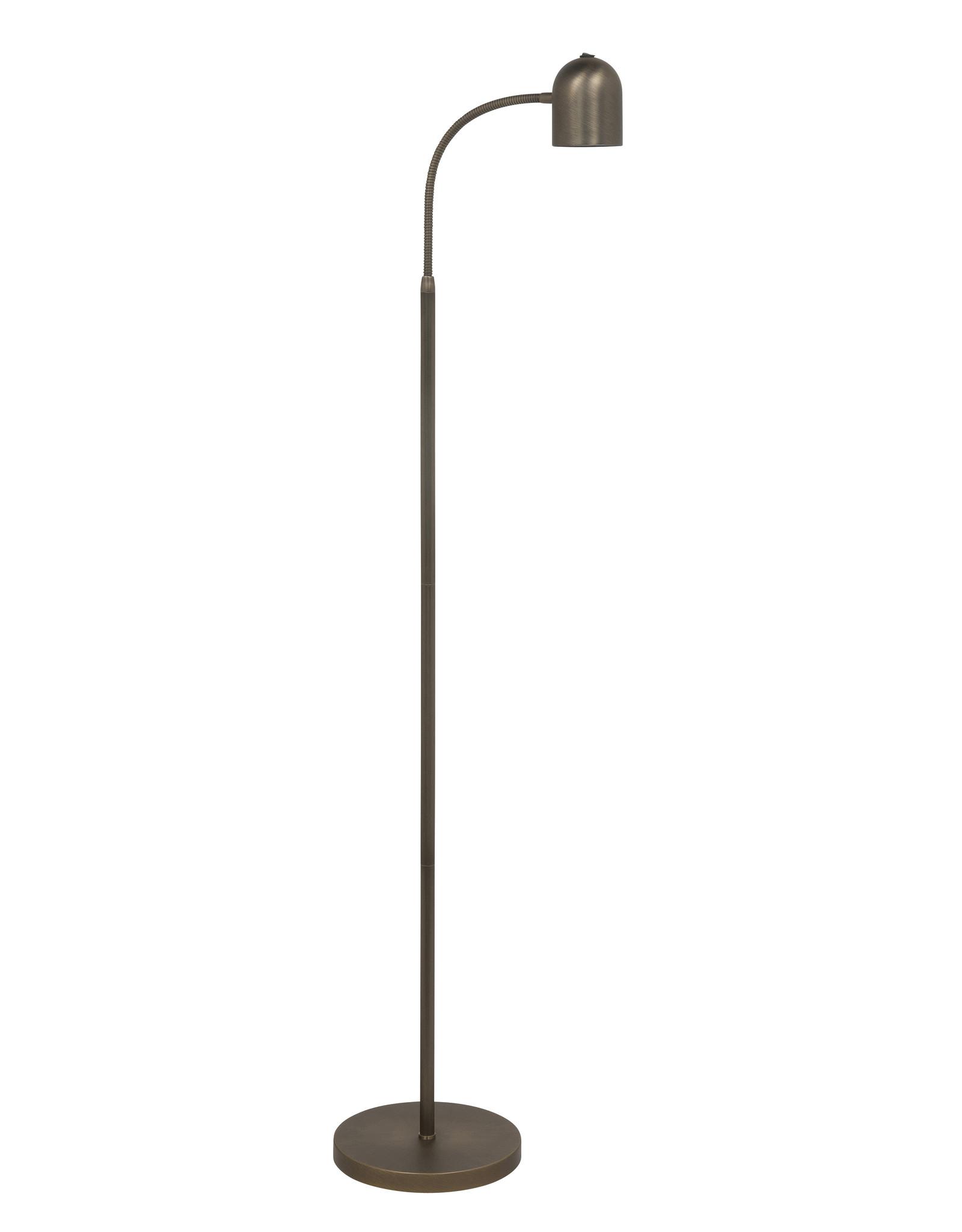 Vloerlamp Umbria 5W 2700K LED Brons