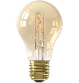 Calex LED E27 standaardlamp goud 310lm