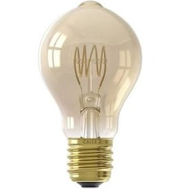 Calex LED E27 standaardlamp goud 200lm