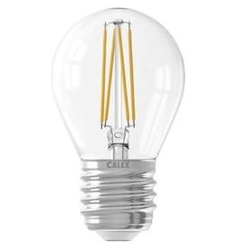 Calex LED E27 kogellamp helder 350lm