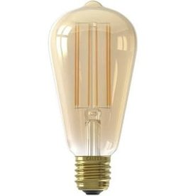 Calex LED E27 edison goud 320lm