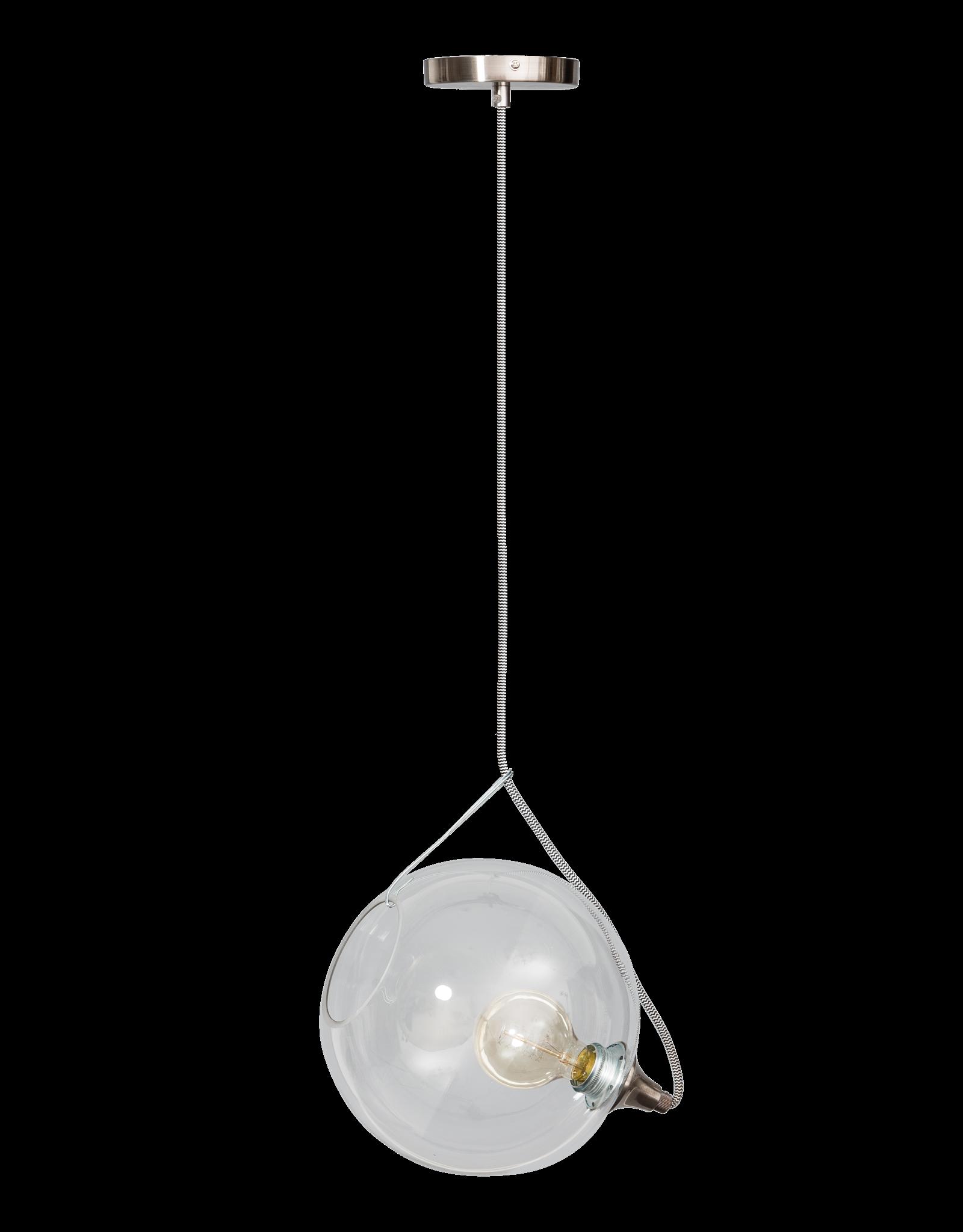 Calvello hanglamp 30cm 1x E27 helder