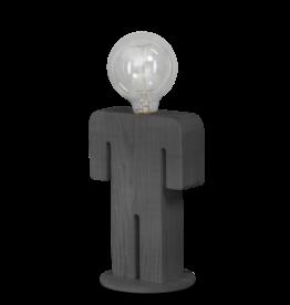 Tafellamp Adam grijs