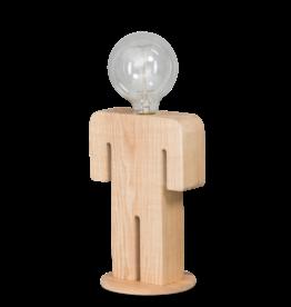 Tafellamp Adam hout