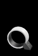The Q tafellamp led wit 12w dimbaar 3000k dia 20cm