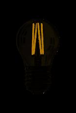 Calex Calex Smart LED Filament Helder Kogellamp P45 E27 220-240V 4,5W 450lm 1800-3000K