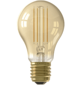 Calex Calex LED E27 SMART standaardlamp goud 806lm
