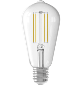 Calex Calex LED E27 SMART  edison lamp helder 806lm