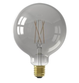 Calex Calex LED E27 SMART globe 125mm smoke 400lm