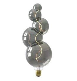 Calex LED E27 Alicante titanium 60lm