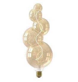 Calex LED E27 Alicante goud 130lm