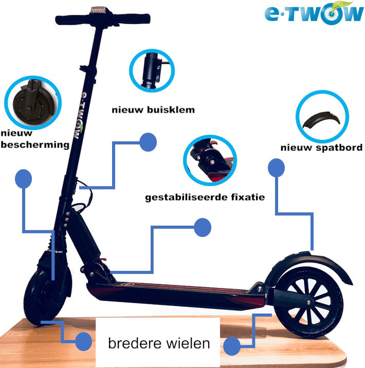 E-twow Elektrische step