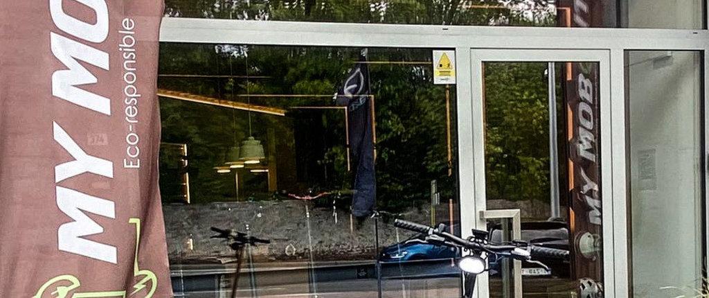 Nami Burn-e - Eerste levering in België