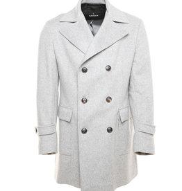 Lenoci Manteau en laine pressée