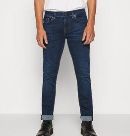 7 FAM Jeans Special Edition Uniform Blue