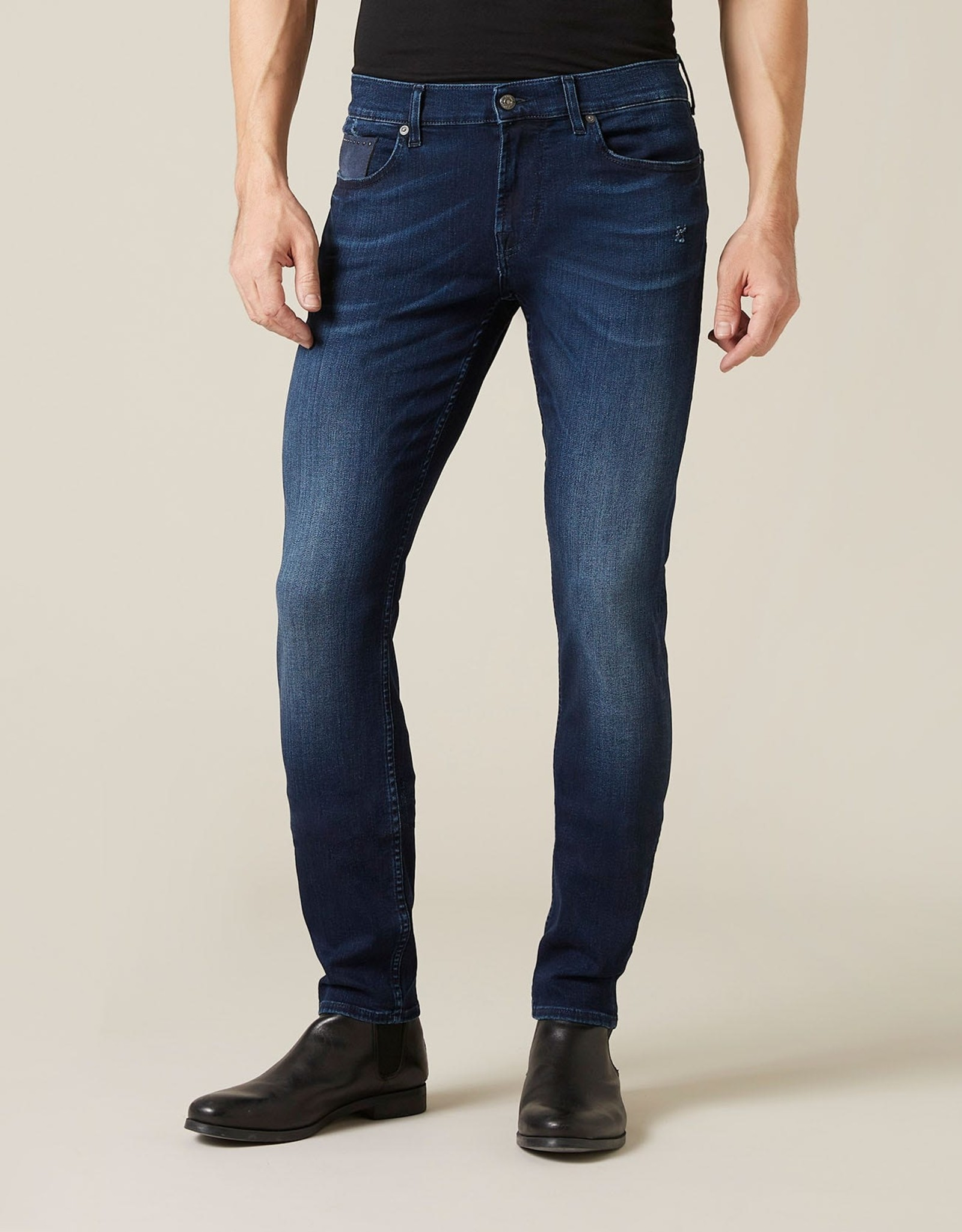 7 FAM Jeans Ronnie Special Edition Breath Dark Blue