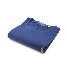 Ralph Lauren T-Shirt Navy Luxury (Colored Horse) - Ralph Lauren
