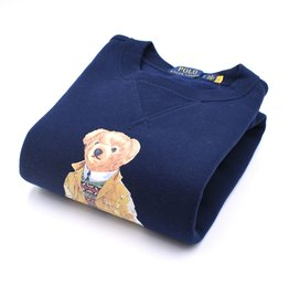 Ralph Lauren Sweat Bear Bleu