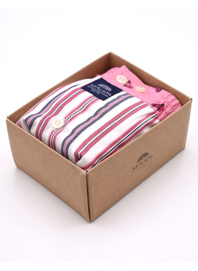 "Caleçon ""Elastique chaussures rose"""