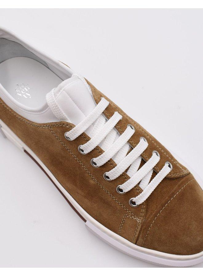 Sneakers brunes