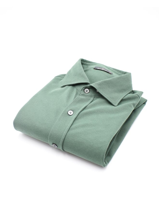 """Chemise """"Polo"""" Green"""
