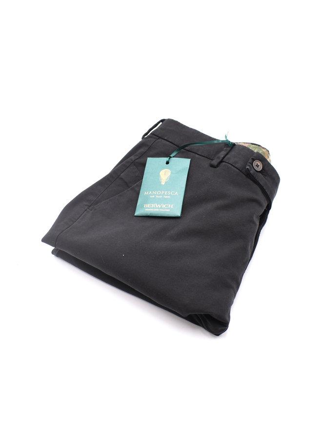 Chino noir cotton