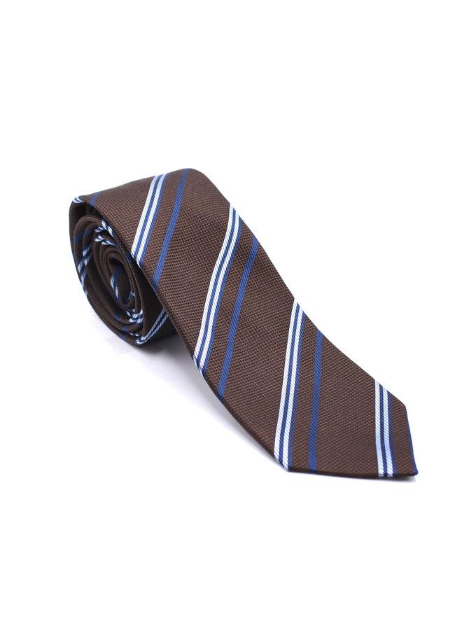 Cravate lignée