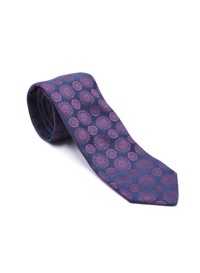 Cravate bicolore