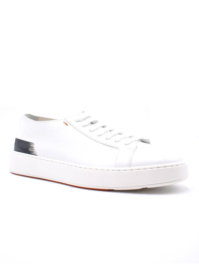 "Sneakers ""Black Stroke"""