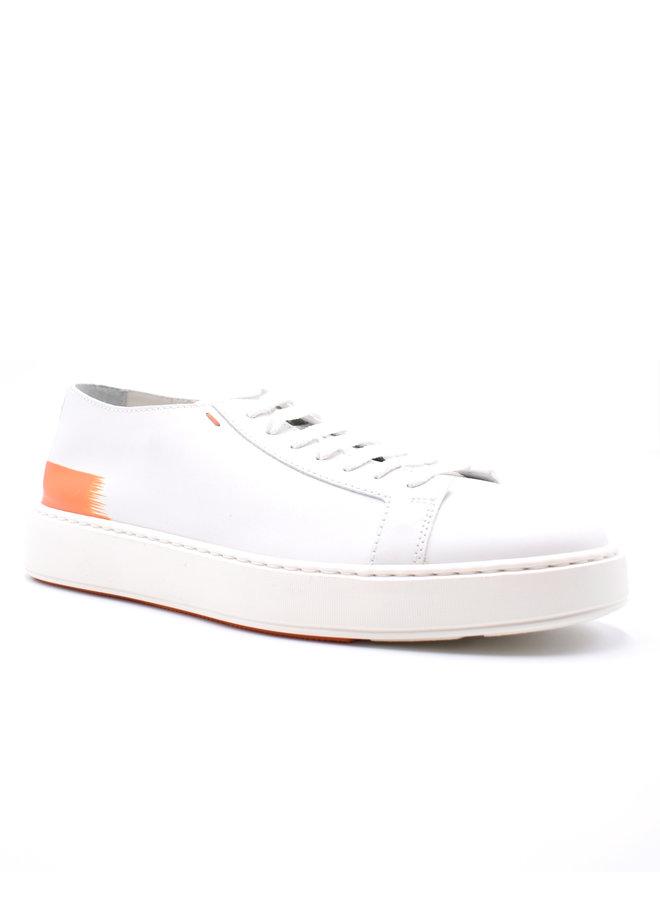 """Sneakers """"Orange Stroke"""""""