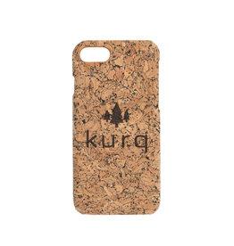 iPhone 7, iPhone 8 & iPhone SE 2020 Cork phone case - KURQ