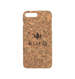 iPhone 7 Plus & iPhone 8 Plus Cork phone case - KURQ
