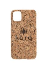 KURQ - Cork phone case for iPhone 11