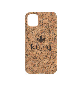 iPhone 11 Kurk telefoonhoesje - KURQ