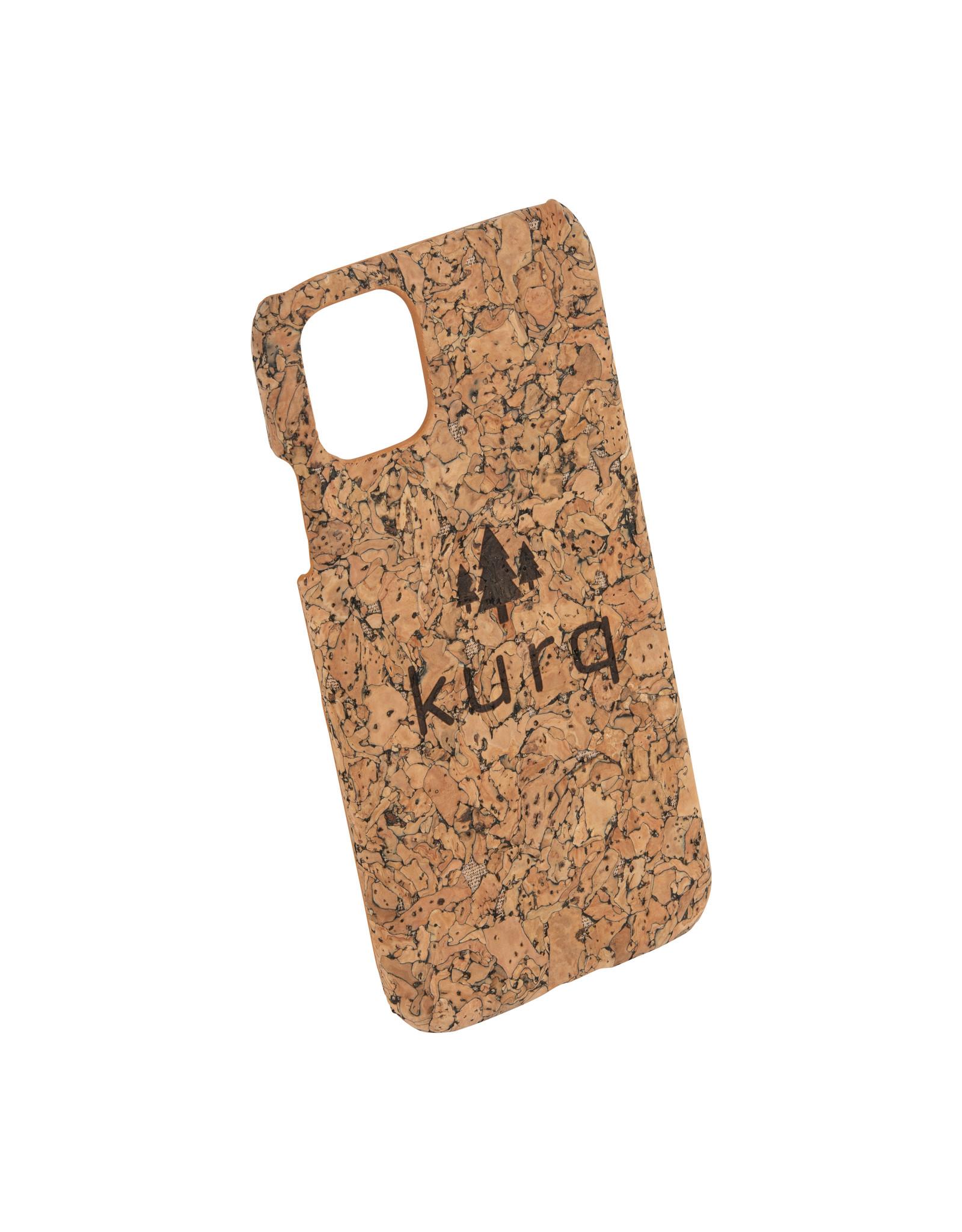 KURQ - Kurk telefoonhoesje voor iPhone 11