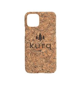 iPhone 11 Pro cork phone case - KURQ