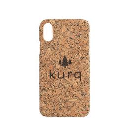 iPhone XR Kurk telefoonhoesje  - KURQ