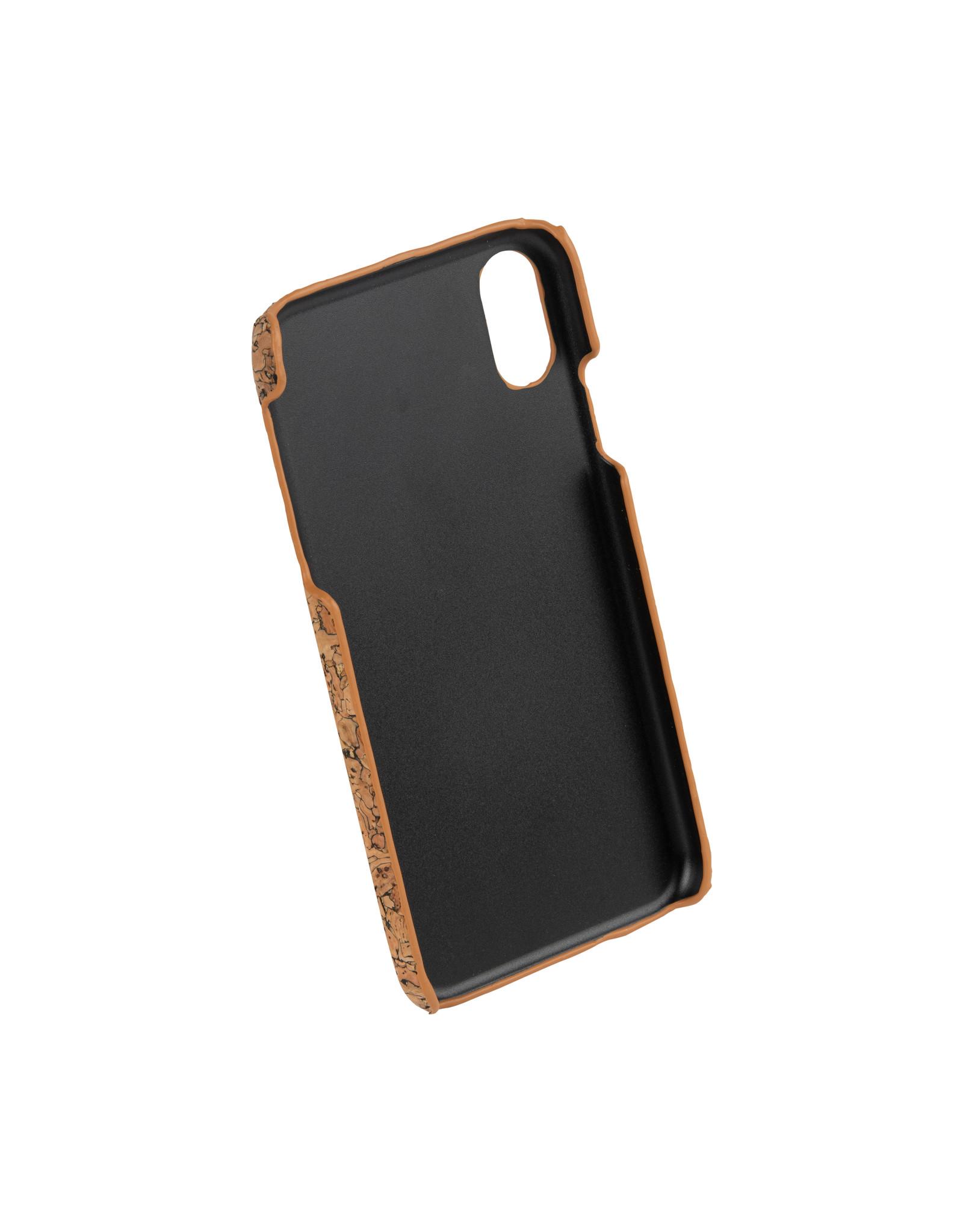 KURQ - Kurk telefoonhoesje voor iPhone XR
