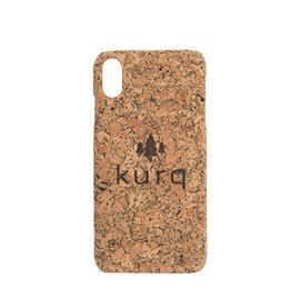 iPhone XS Max Cork phone case - KURQ