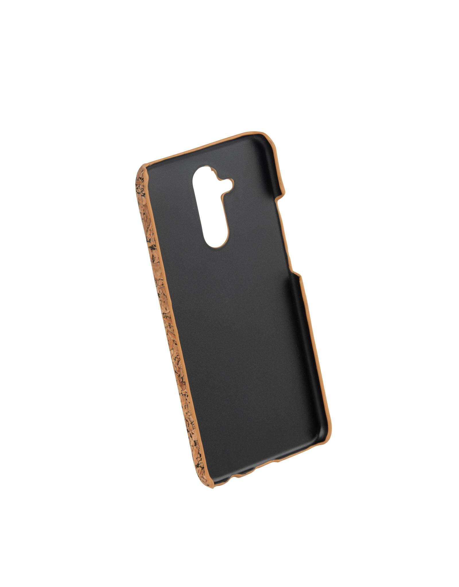 KURQ - Kurk telefoonhoesje voor Huawei Mate 20 Lite