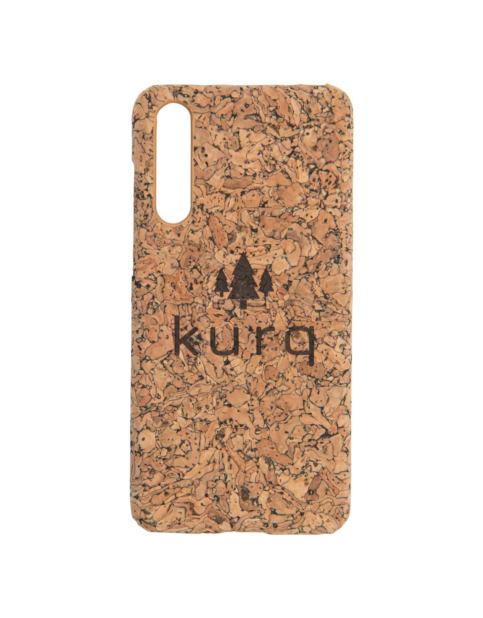 KURQ - Cork phone case for Huawei P20 Pro