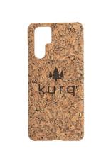 KURQ - Kurk telefoonhoesje voor Huawei P30 Pro
