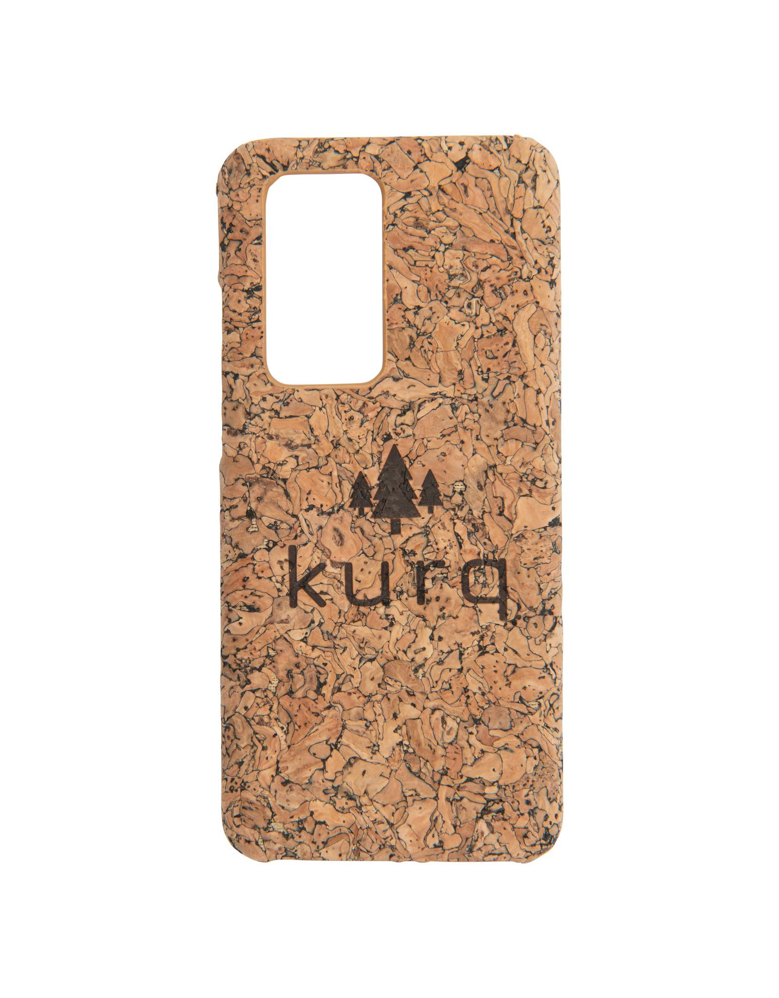 KURQ - Cork phone case for Huawei P40 Pro