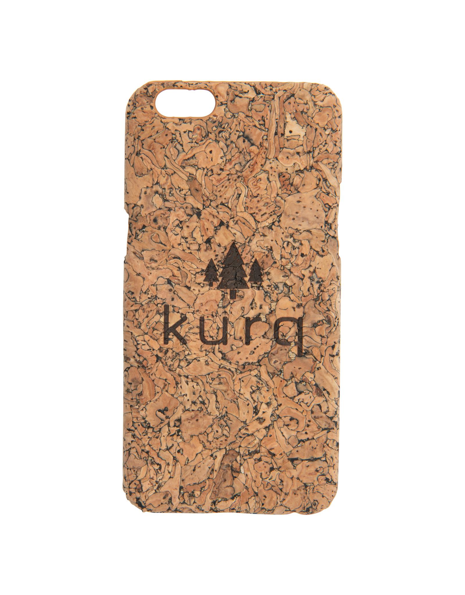 KURQ - Cork phone case for Oppo A39