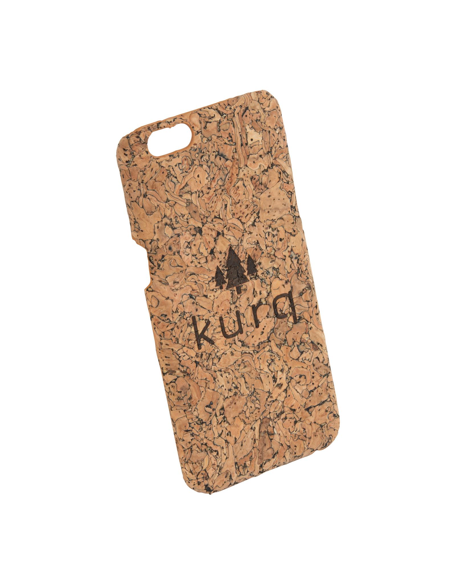 KURQ - Kurk telefoonhoesje voor Oppo A39