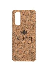 KURQ - Kurk telefoonhoesje voor Oppo Find X2