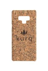 KURQ - Cork phone case for Samsung Note 9