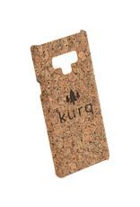 KURQ - Kurk telefoonhoesje voor Samsung Note 9