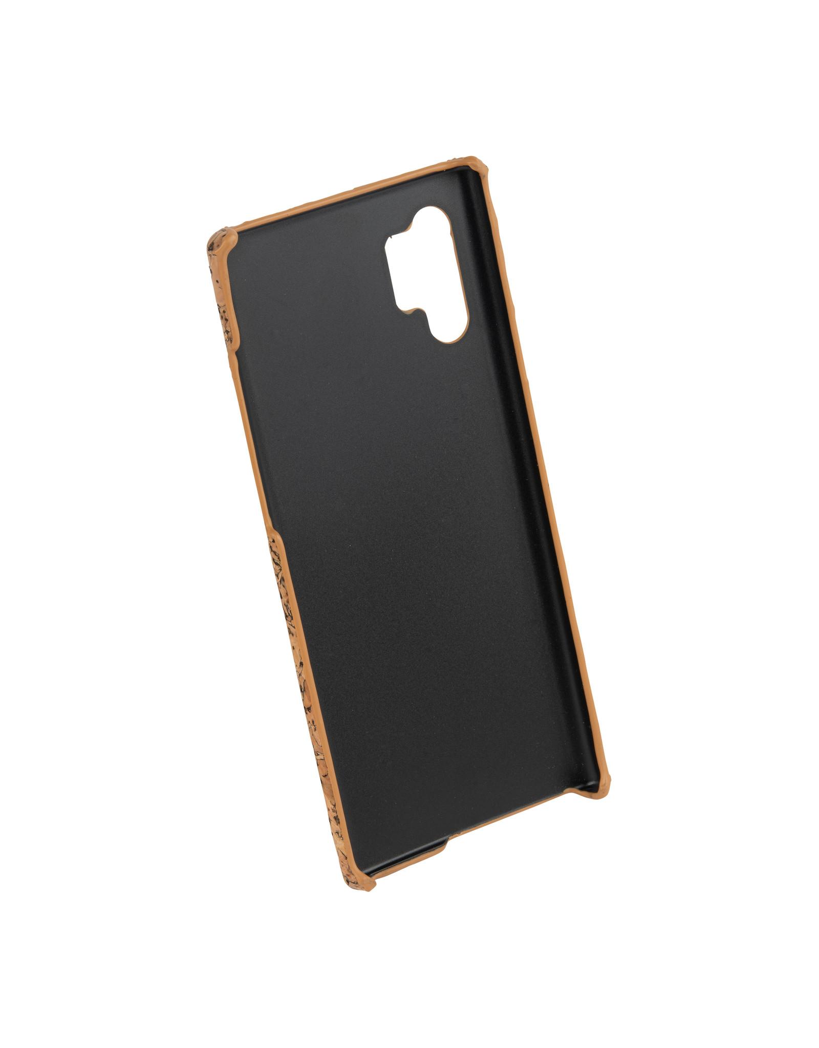 KURQ - Kurk telefoonhoesje voor Samsung Note 10 Pro