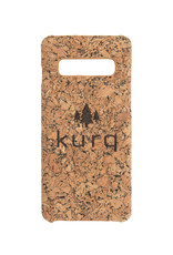KURQ - Cork phone case for Samsung S10